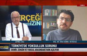 Türkiye'de yoksulluk sorunu – GERÇEĞİN İZİNDE