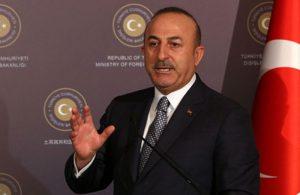 Çavuşoğlu'ndan Rum Kesimi'ne mesaj: Olmayacak bir şeyi müzakere etmenin faydası yok