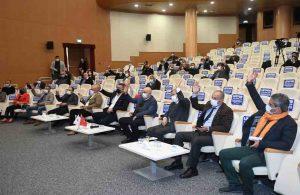 Yenişehir Belediyesi'nden, Mersin Cemevine destek