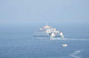 Çanakkale Boğazı, tek yönlü trafiğe kapatıldı
