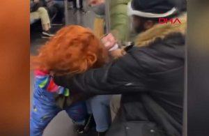 New York metrosunu karıştıran Chucky bebek sosyal deney çıktı