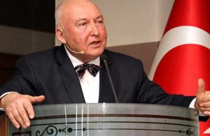 Prof. Dr. Ahmet Ercan, tarih vererek deprem konusunda uyardı