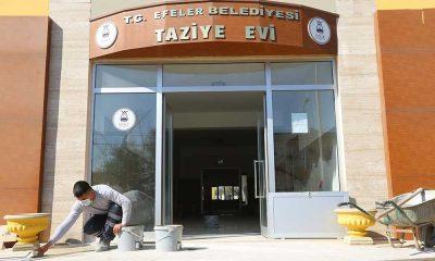 Efeler Belediyesi ile mahalleler yenileniyor
