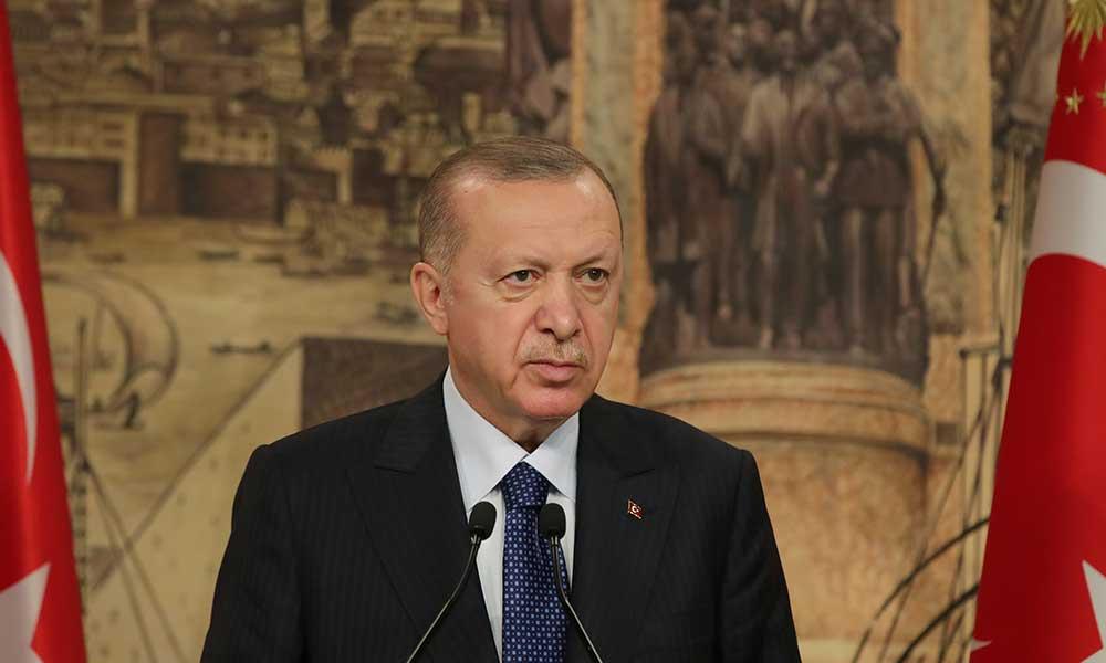 """Erdoğan hedef aldı… """"Türkiye'nin geleceğinde CHP yok"""""""