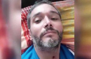 Felçli hasta 'nafaka borcu' için otobüsten indirilerek gözaltına alındı