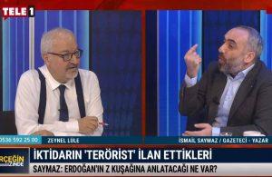 İsmail Saymaz: Siyasal İslam'ın son örneği Türkiye'dir – GERÇEĞİN İZİNDE