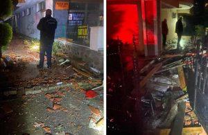 Balıkesir'i fırtına vurdu: Beş ev ve bir iş yerinin çatısı uçtu