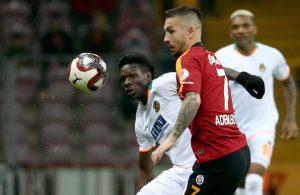 Alanyaspor, Galatasaray'ı eleyerek yarı finale yükseldi