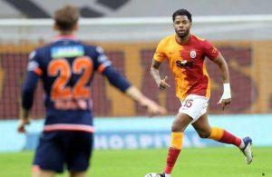 Galatasaray, Başakşehir'i rahat geçti