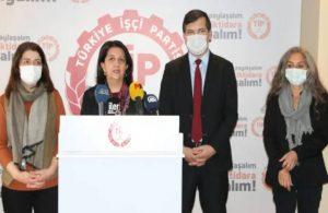 HDP'den TİP'e ziyaret: Felakete sürükleniyoruz