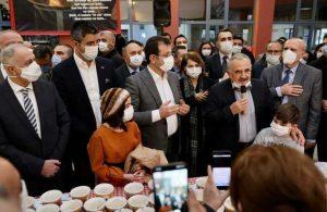 İBB Başkanı İmamoğlu ve Başkan Yüksel, Hızır Orucu'nu Kartal Cemevi'nde Açtı