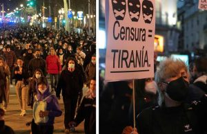 İspanya'daki 'Pablo Hasel' protestoları devam ediyor: 30 yaralı, 14 gözaltı