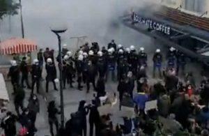 İzmir'deki Boğaziçi eyleminde gözaltına alınan 51 kişi serbest bırakıldı
