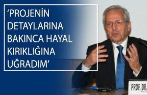 Prof. Dr. Fuat İnce, Erdoğan'ın 'Ay'a gidiyoruz' açıklamasını TELE1'de değerlendirdi