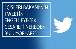 Ulaştırma ve Altyapı Bakanı Karaismailoğlu'ndan Twitter 'çıkışı': Yasak başladı