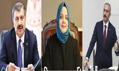 '#Cumhurbaşkanıistifa' restine troller yetmedi bakanlardan da destek geldi