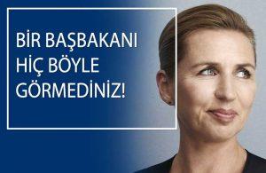Danimarka Başbakanı Mette Frederiksen paylaşımı dünyanın gündeminde