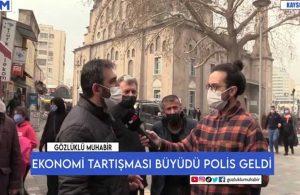 İşsiz olduğunu belirten AKP'li: 'Erdoğan Saray'a, halk buraya lâyık'