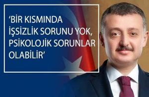 AKP'li belediye başkanından, yaşamına son veren yurttaşlara ilişkin tepki çeken sözler