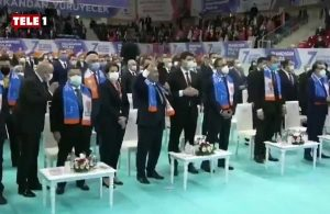 AKP kongresinde Erdoğan'ın konuşmasında küfürlü teknik destek!