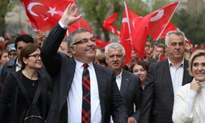 Bağımsız belediye başkanı CHP'ye döndü