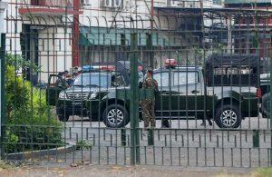 Myanmar'da askeri darbe… Devlet başkanı gözaltında