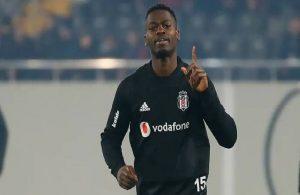 Beşiktaş Nicolas Isimat-Mirin ile yollarını ayırdı