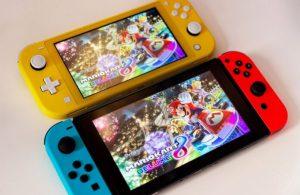 3. parti oyunlar Nintendo Switch'e mesafeli