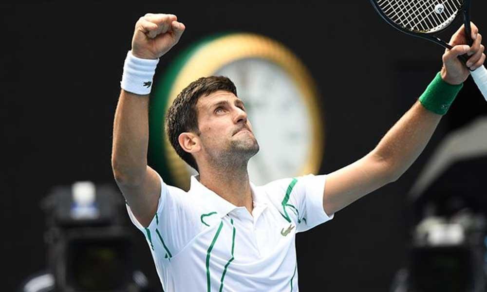 Avustralya Açık'ta şampiyon Novak Djokovic!