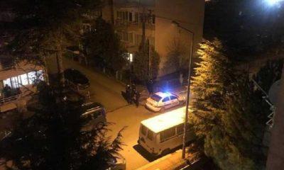 'Işık aç-kapa' eylemine polis anonsu: Hakkınızda işlem yapılacaktır. Gözaltında aleyhinize kullanılacaktır