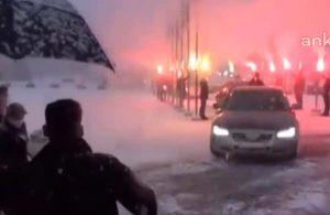 AKP'li Numan Kurtulmuş Ordu'da meşaleler ve tezahüratlarla karşılandı