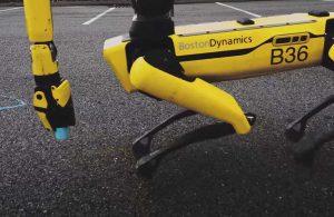 Boston Dynamics robotunun hünerleri, izleyenleri şaşırttı
