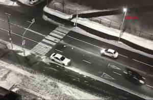 Rusya'da alkollü sürücü yayalara çarptı: 2 yaralı