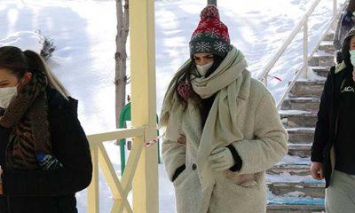 Türkiye'nin en soğuk noktası belli oldu