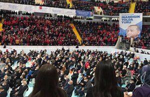 """""""Vatandaşta AKP kongrelerine karşı inanılmaz öfke var"""""""