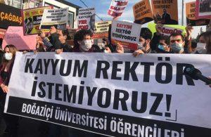 Boğaziçi Üniversitesi öğrencilerinin açık mektubuna imza yağıyor: Sesimiz bir
