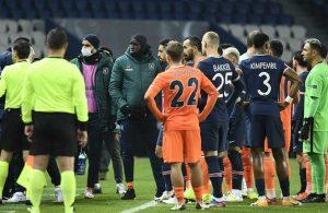UEFA'dan ırkçı hakem hakkında flaş açıklama