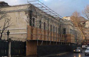 İBB'nin başvurusu reddedildi: Tarihi bina yıkılıyor!