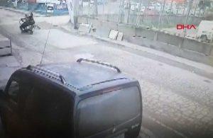 İzmit'te motosiklet ile bisiklet çarpıştı: 2 yaralı