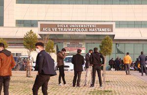 Diyarbakır'da ailelerin silah, sopa ve taşlı kavgası: 1 ölü, 2 yaralı