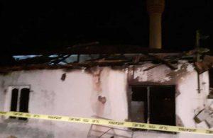 Akhisar'da işçi lojmanında yangın: 1 kişi hayatını kaybetti, 2 kişi yaralandı