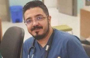 Korona tedavisi gören genç doktor hayatını kaybetti