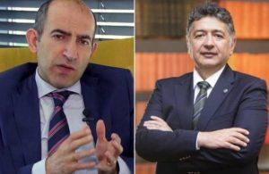 Boğaziçi Üniversitesi'nin eski rektörü ile Melih Bulu arasında 'destek' tartışması