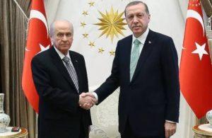 Erdoğan ile Bahçeli arasında 'yeni anayasa' ve 'reform' görüşmesi