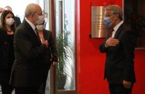 CHP'yi ziyaret eden HDP'den 'ittifak' açıklaması