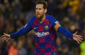 Lionel Messi, transfer kararını sezon sonu verecek