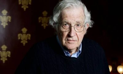 Noam Chomsky: Öğrencilerin direnişi cesur ve onurlu