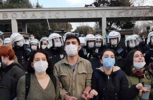 İstanbul Kartal'daki gösteri ve yürüyüşlere 'Boğaziçi' ayarı
