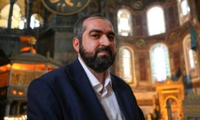 Ayasofya 'baş imamı' laikliğin anayasadan çıkarılmasını istedi: İslam olsun