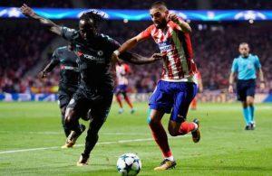 Atletico Madrid-Chelsea maçının adresi değişti